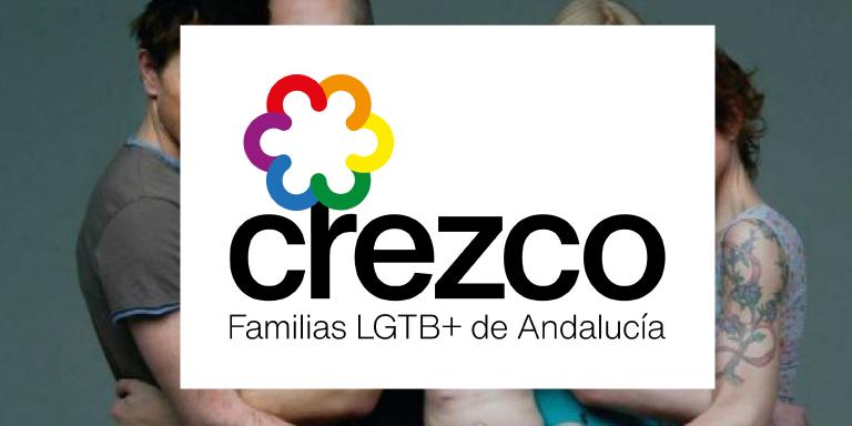 «Nace Crezco, la primera asociación de familias LGTB+ de Andalucía.