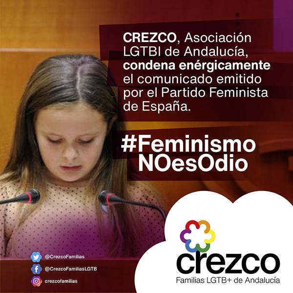 #FeminismoNOesOdio