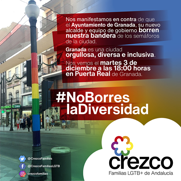 #NoBorresLaDiversidad