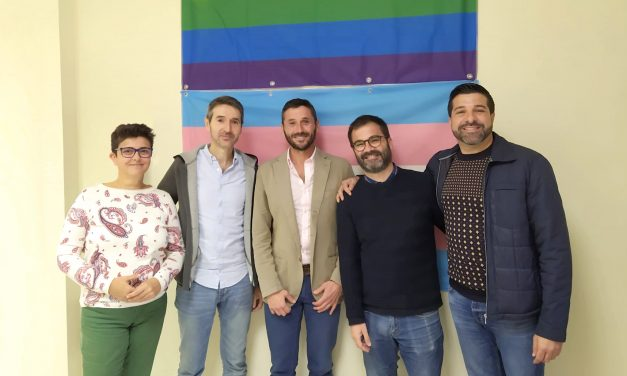 Crezco se reune con Ángel Mora, Director General de Diversidad de la Junta de Andalucía.