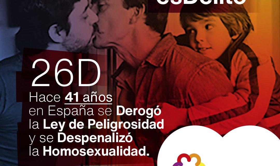 #AmarNOesDelito